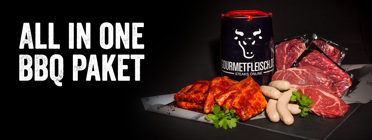 DAS All In One BBQ-Paket