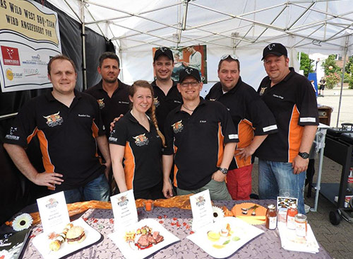 Gourmetfleisch BBQ Team