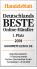 Handelsblatt Deutschlands Bester Online-Händler