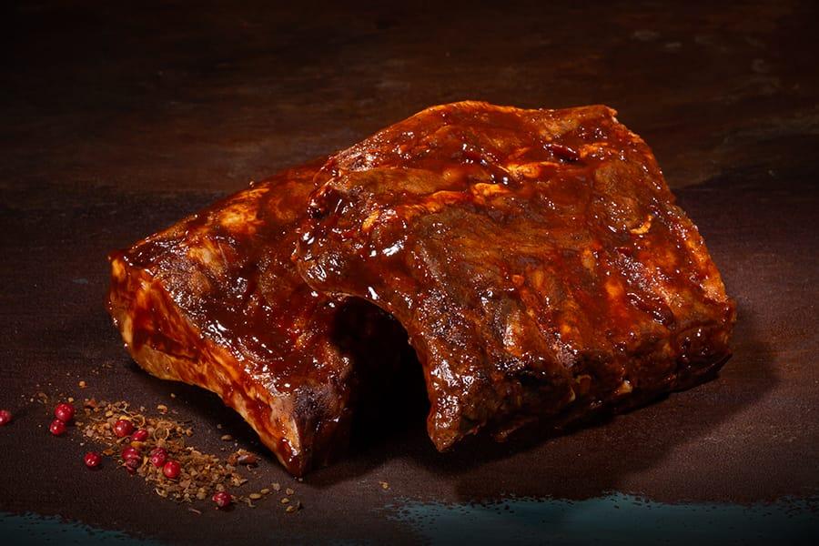 BBQ Baby Back Ribs (vorgegart)