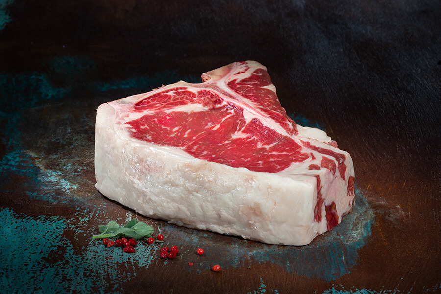 American T-Bone Steak