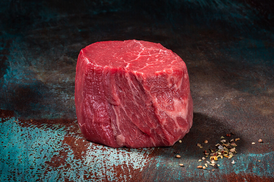 Bild 1 - Argentine Filet Medaillon 5 x ca. 200g ''Center Cut''