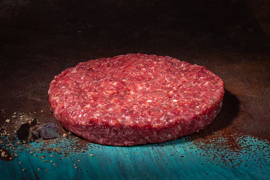 Bild 1 - American BBQ Steak-Burger (2 x 200g)