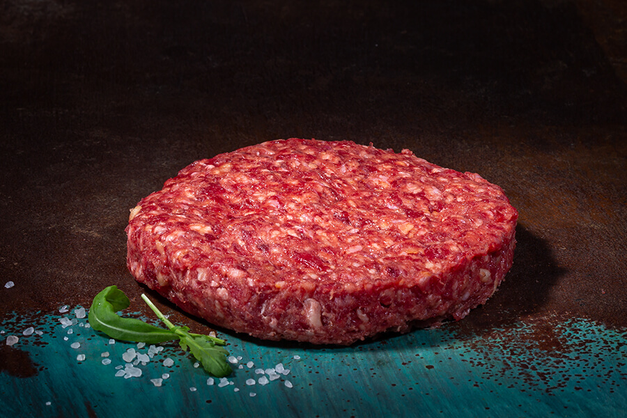 Bild 1 - Charolais Steak-Burger (2 x 200g)