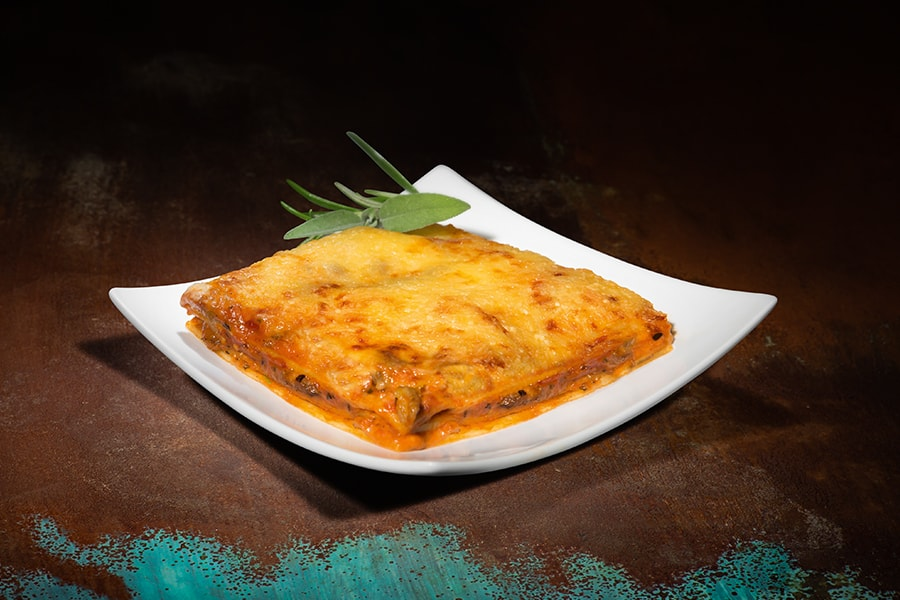 Wagyu Lasagne