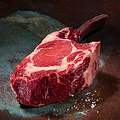 Bison Tomahawk Steak