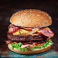 American BBQ Steak-Burger (2 x 200g)