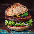 Simmentaler Steak-Burger (2 x 200g)