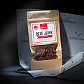 US Beef Jerky Hot & Sweet