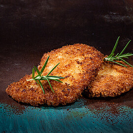 Duroc Mini Filetschnitzel 5 x 60 g