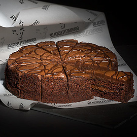 Deeply Chocolate Cake