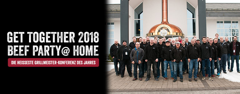 Get together 2018 - Grillmeisterkonferenz